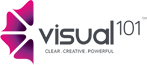 Visual 101 Logo